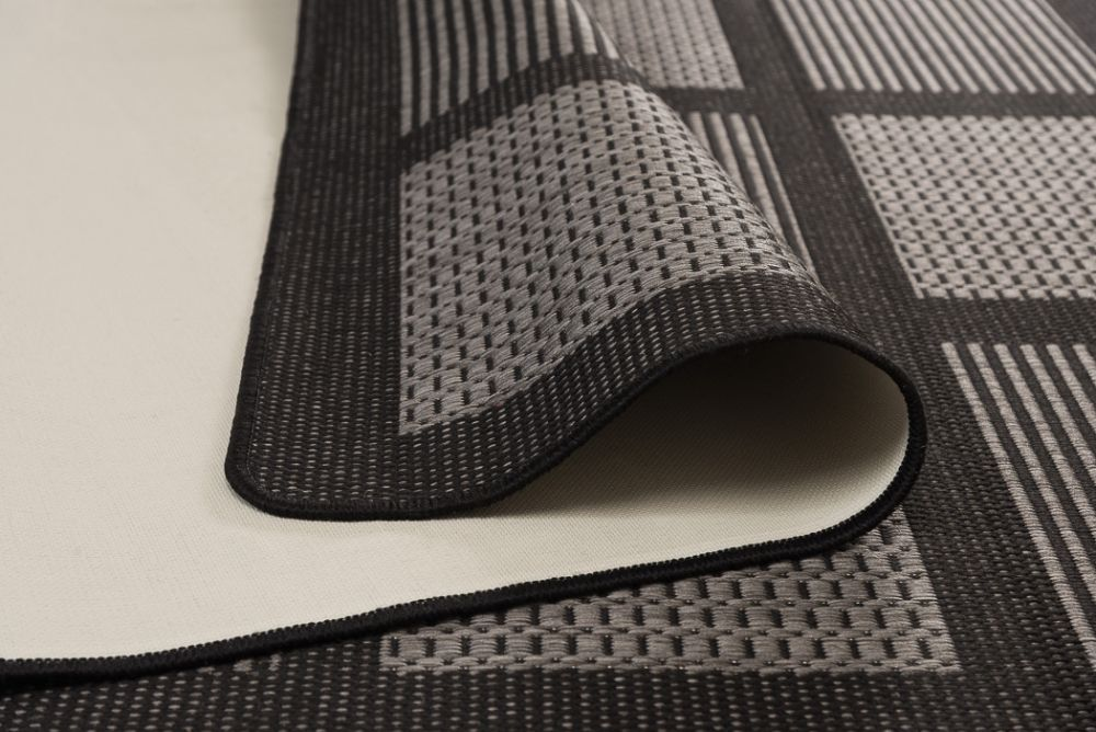 Brick Line Grey/Black 80x200