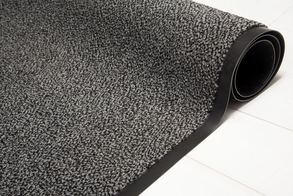 Clean vaaleanharmaa 90x150