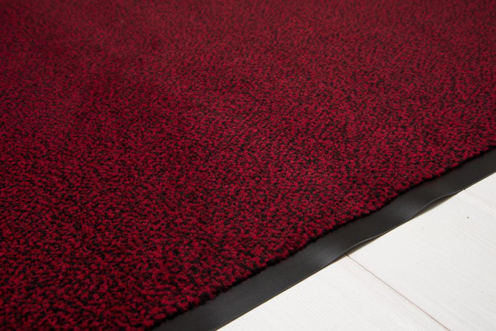 Clean punainen/musta 60x90