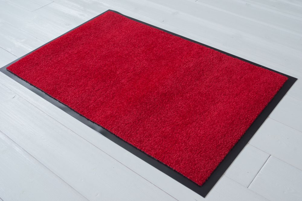 Clean punainen 90x150