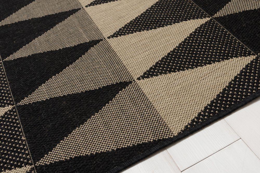 Multikon Black/Beige 135x190