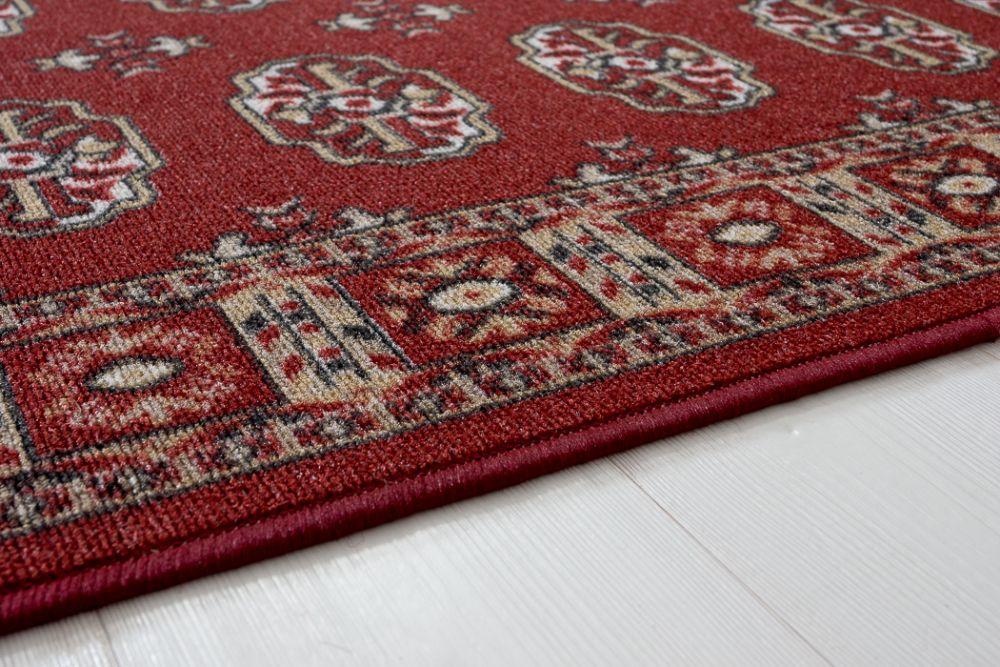 Bokhara käytävä punainen