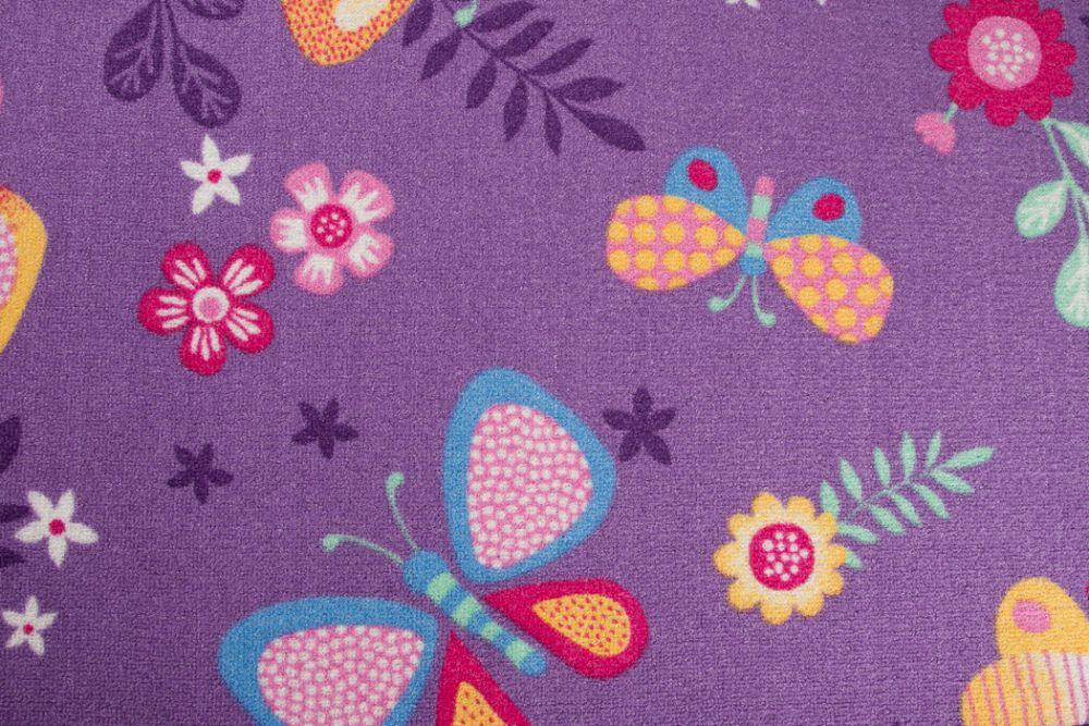 Saga violetti