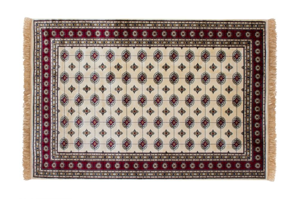 Boukhara Old Ivory 130x190