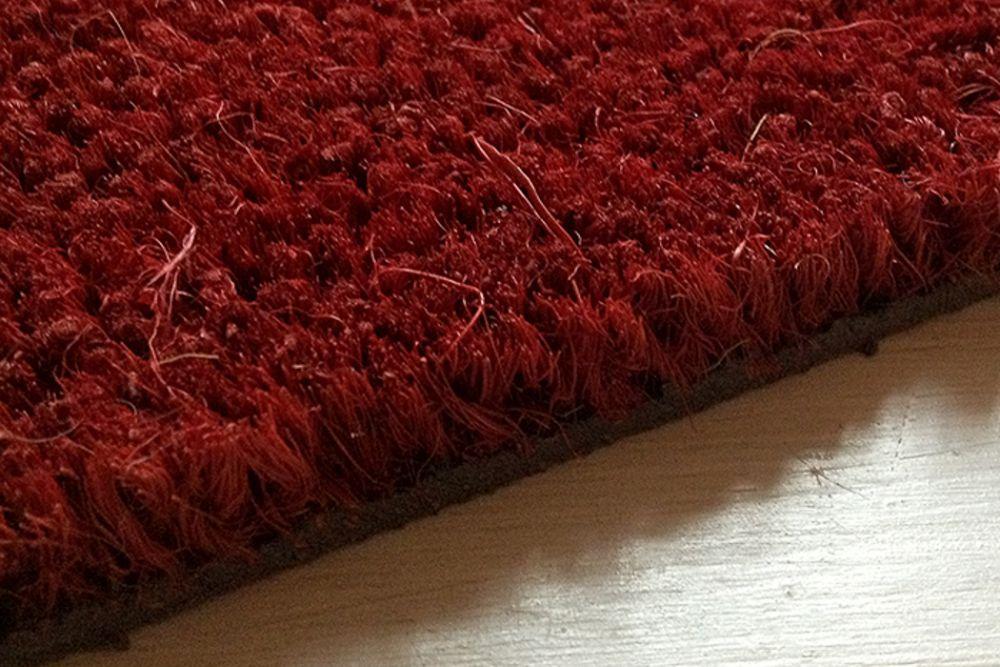 Kokosentré punainen