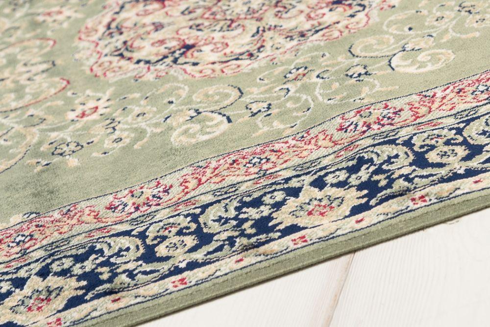Taebriz Silk Green 80x150