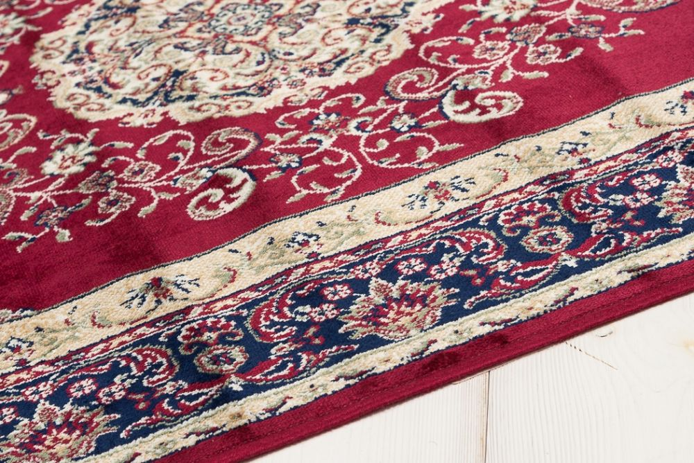 Taebriz Silk Red 80x150