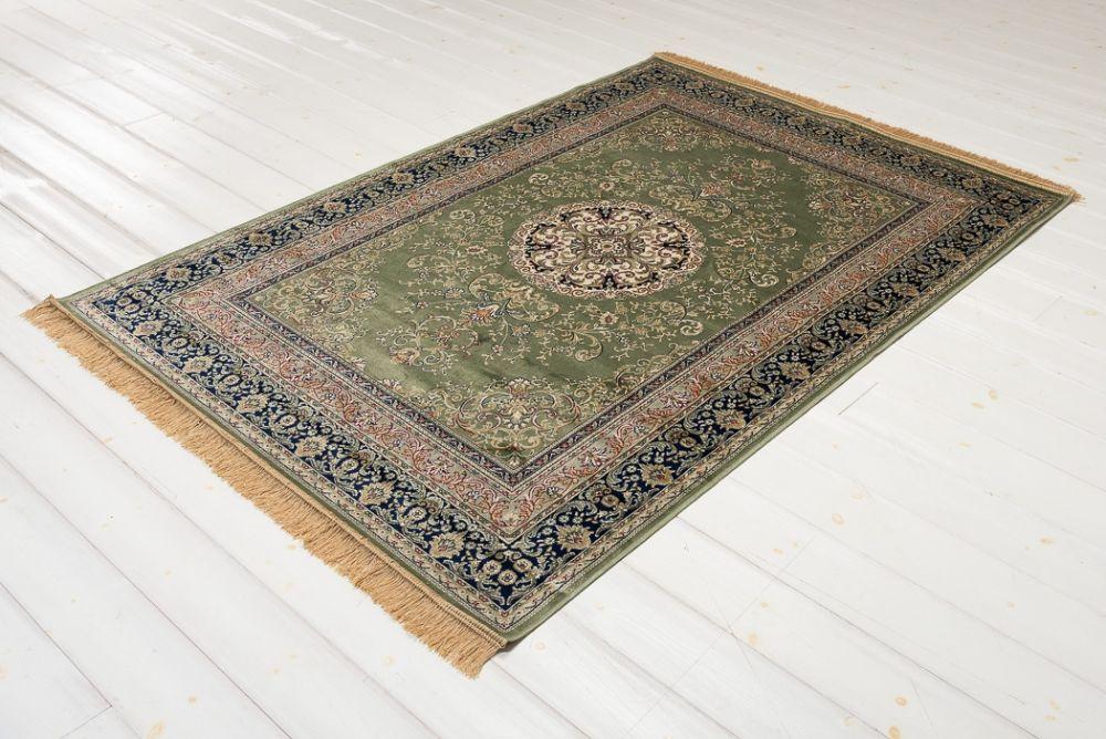 Taebriz Silk Green 160x230