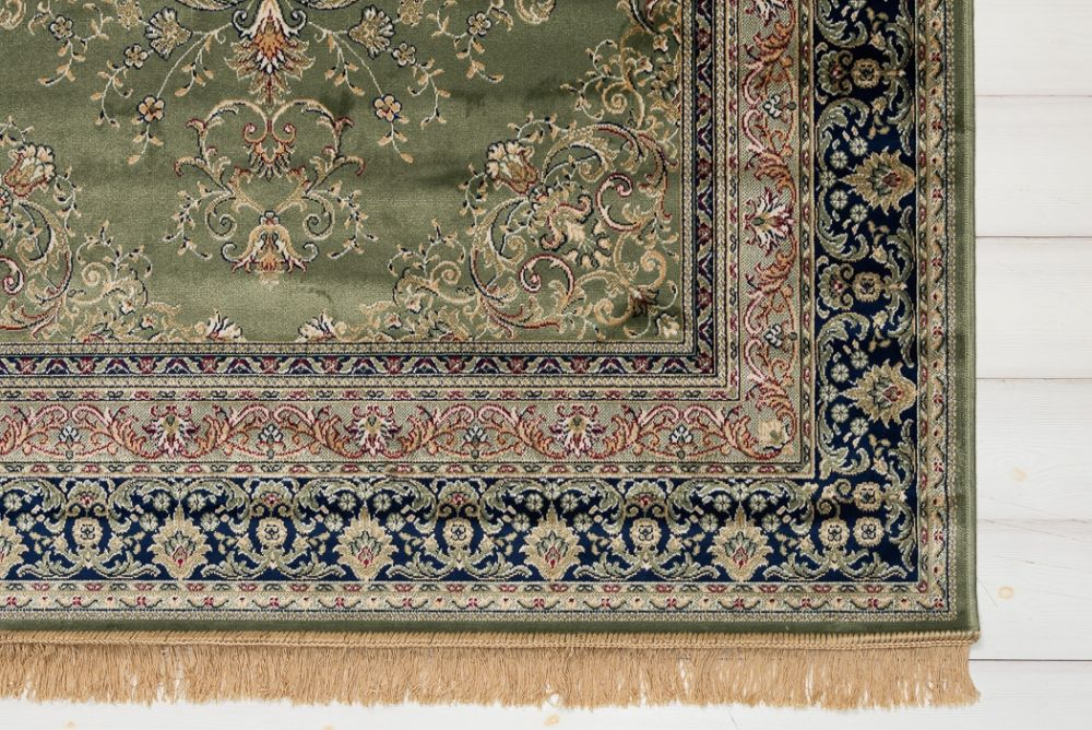 Casablanca Medallion Green 200x300