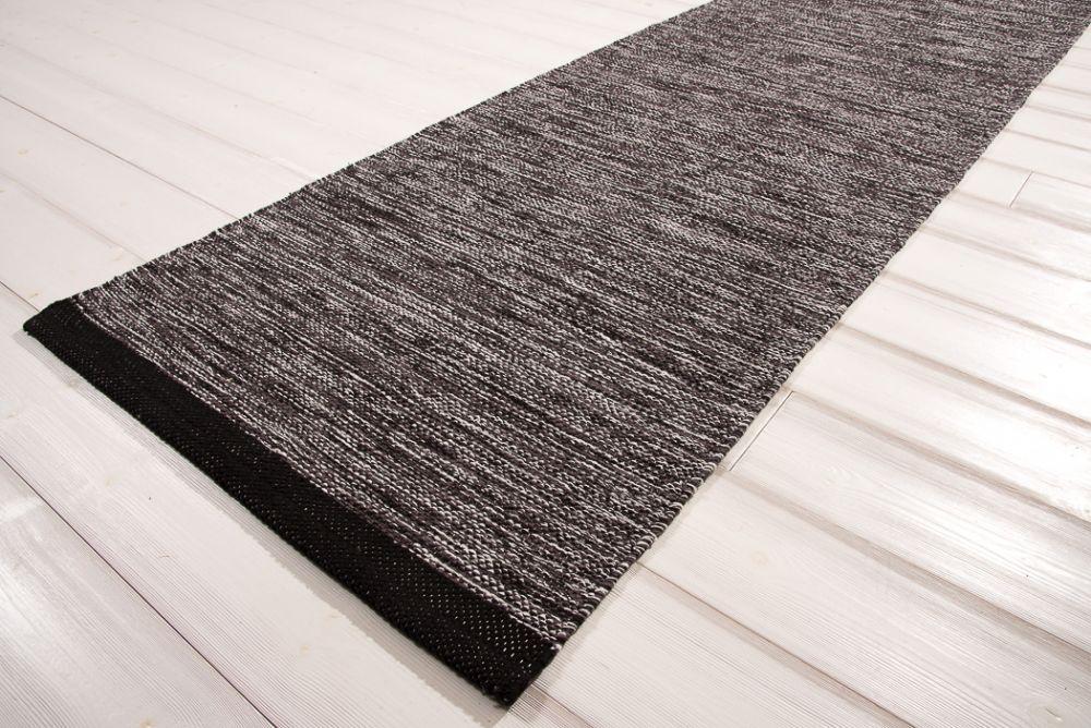 Heby musta-valkoinen 70x200