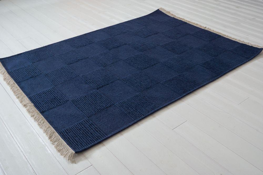 Moa sininen 140x200